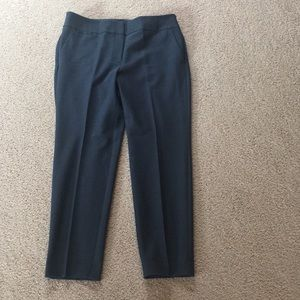LOFT outlet Modern Skinny Ankle Trouser NWT